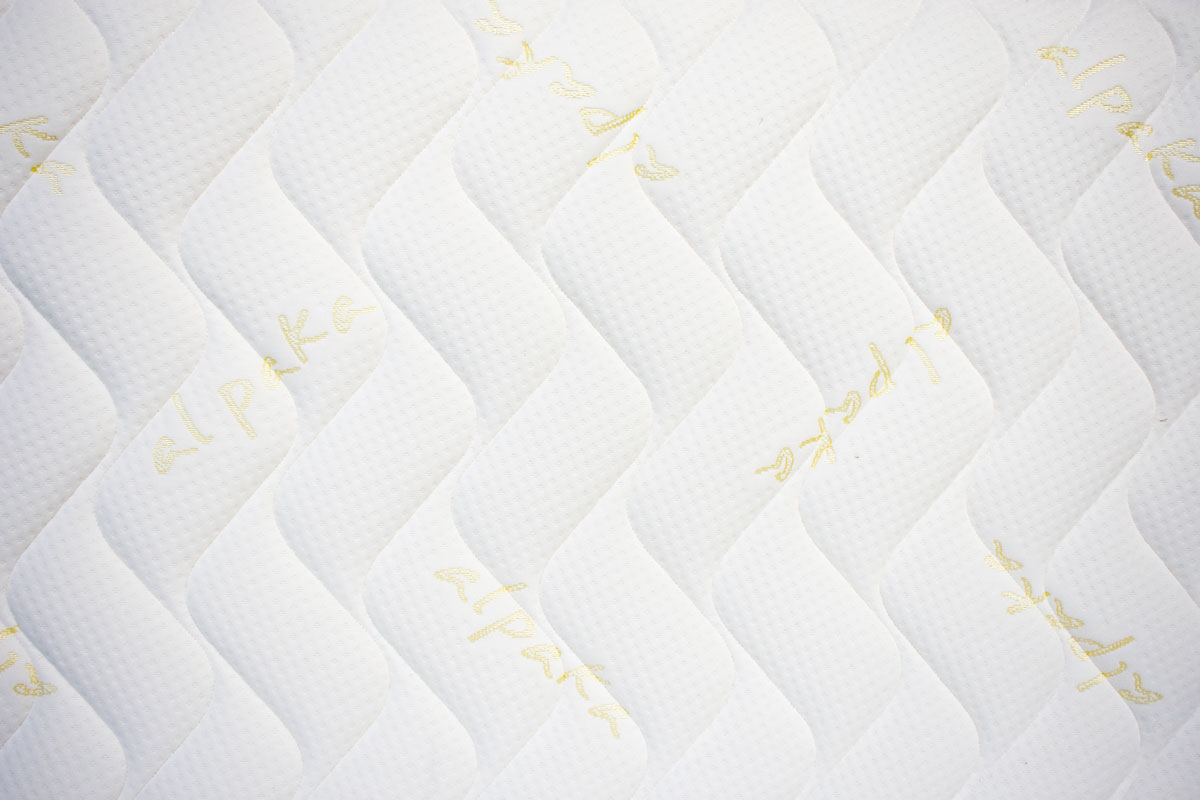 Ткань Alpaka матраса Твин Dimax